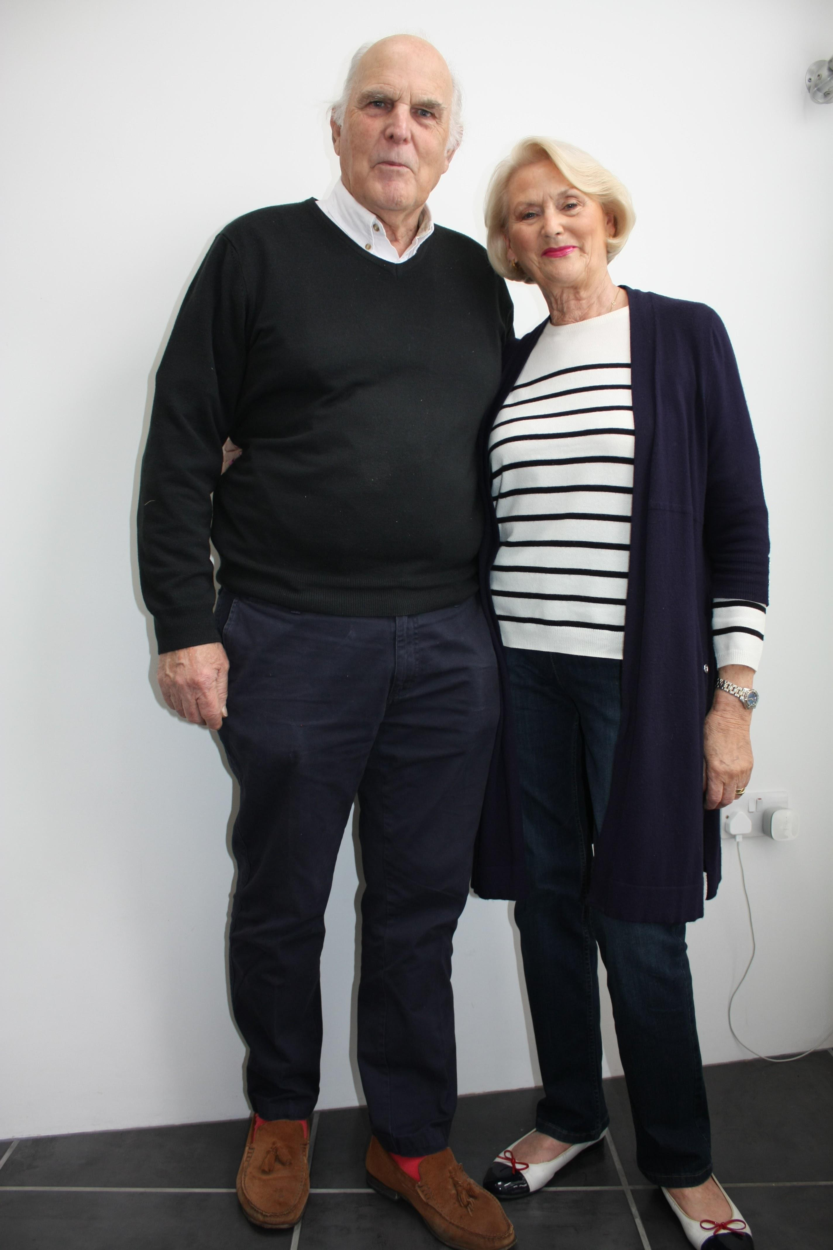 Vivian & Nigel