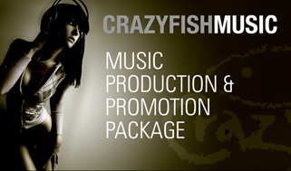 music recording package
